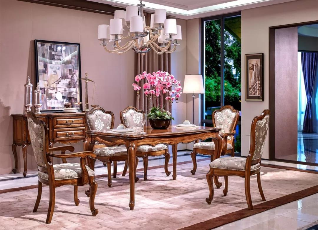 少了这些特色,就算不上真正的美式家具